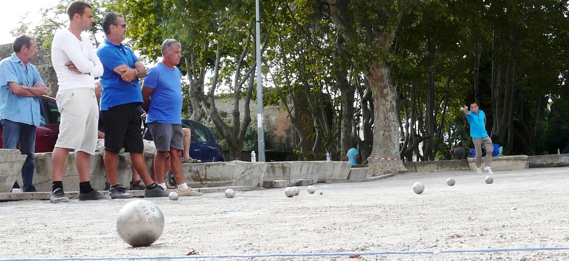 P tanque sport categories le blog officiel de la for Jeu de boule lyonnaise