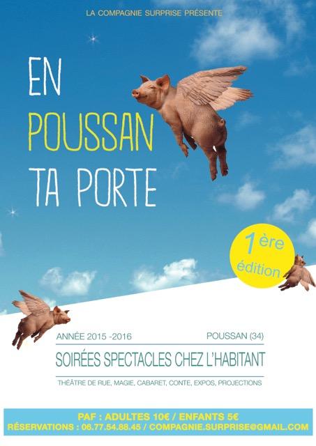 AFFICHE Poussan A2