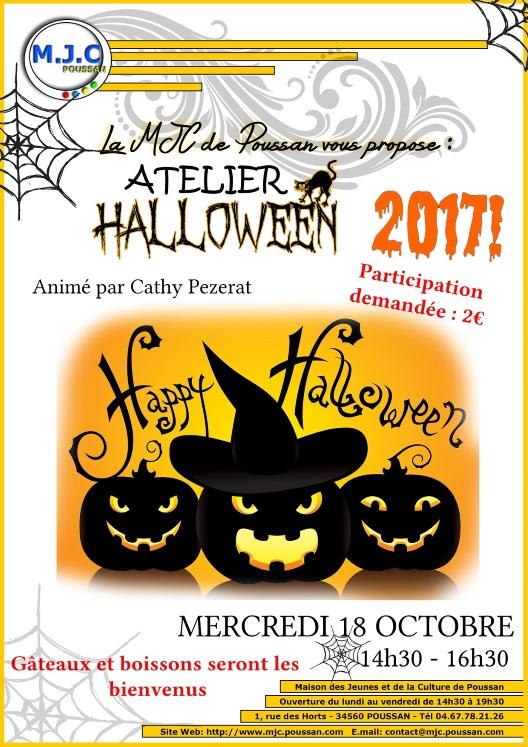 mail_affichette_atelier Halloween 2017
