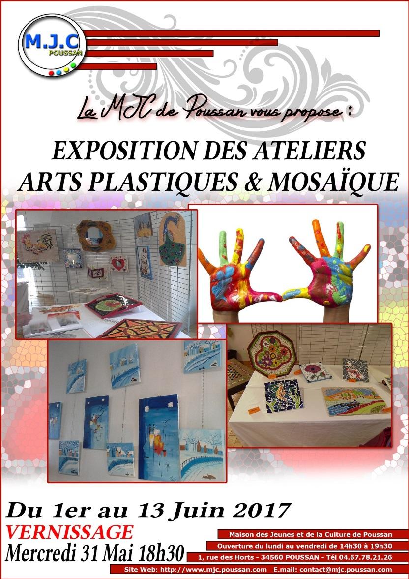 Mail Expo Atelier mosaïque art 2017