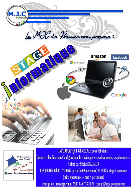 mjcamail STAGE INFORMATIQUE MICHEL