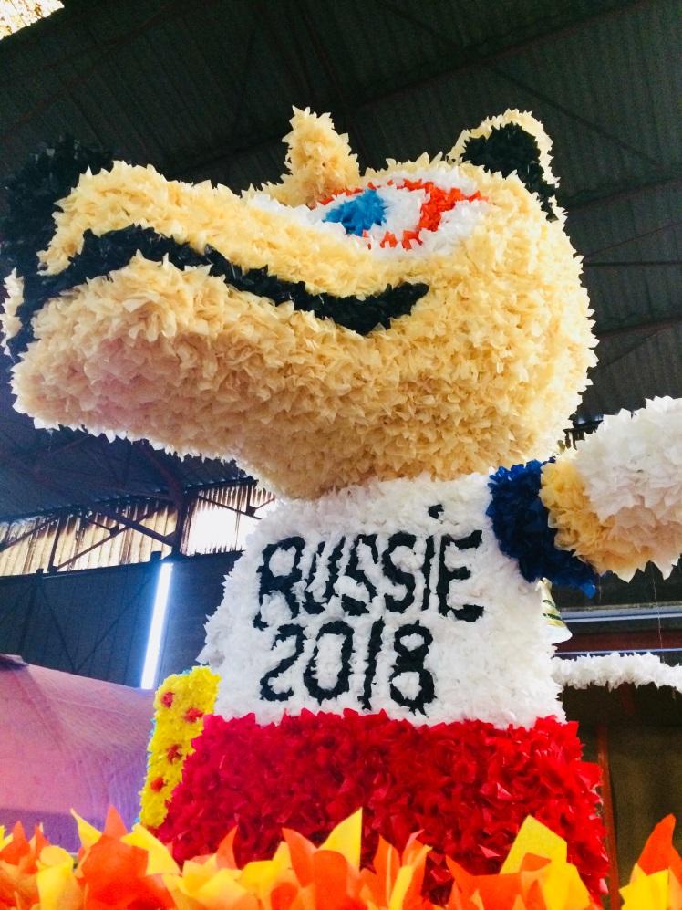 russChar CAP février 2018