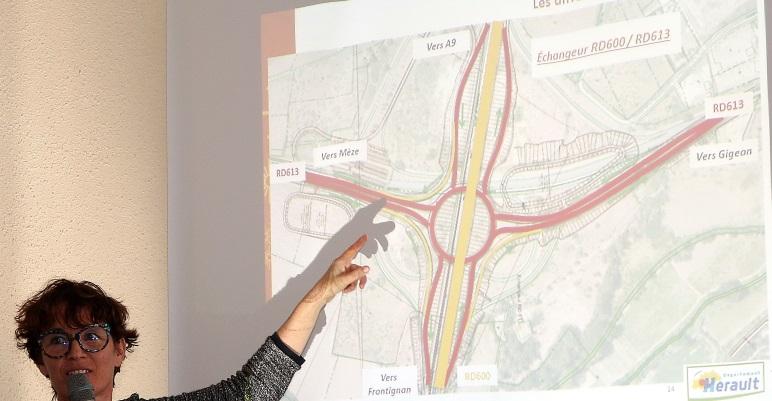 Karine Bussone Directrice du Pôle routes et transports