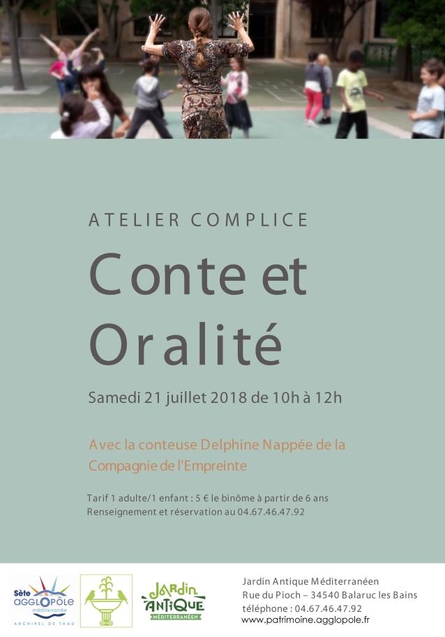 Jardin-ANtique-Atelier-Complice-Conte-et-Oralité
