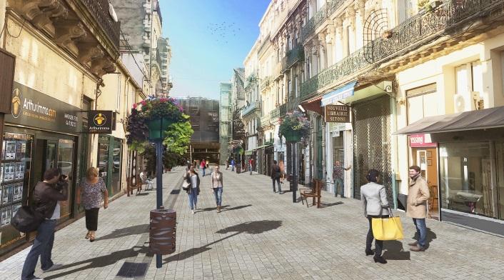 projet Sète 4_rue alsace lorraine