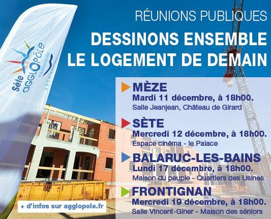 logerINVITATION - Réunions publiques Programme Locale de l'Habitat-1