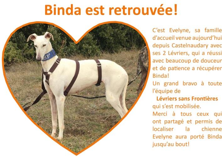 Binda retrouvée