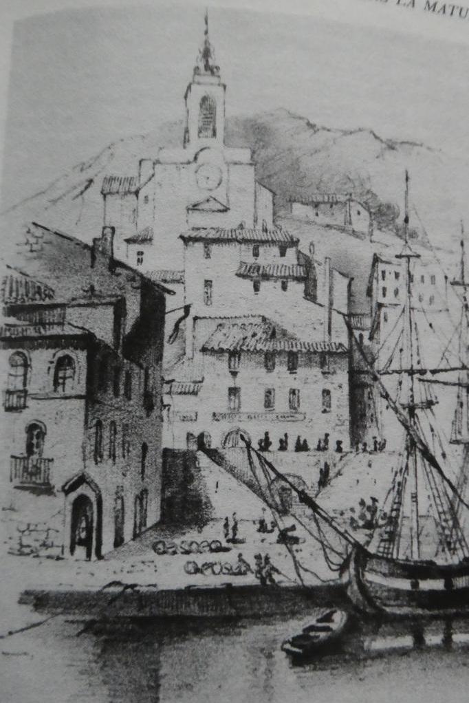 Sete en 1845-1