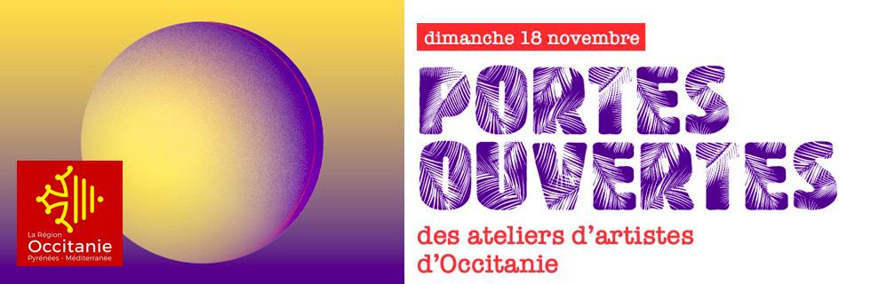 ateliers ouverts Region Occitanie
