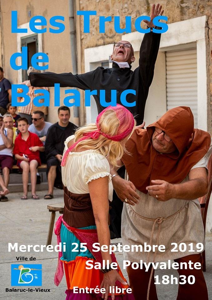 affiche le truc de Balaruc