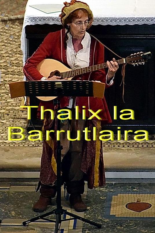 proutThalix la Barrutlera