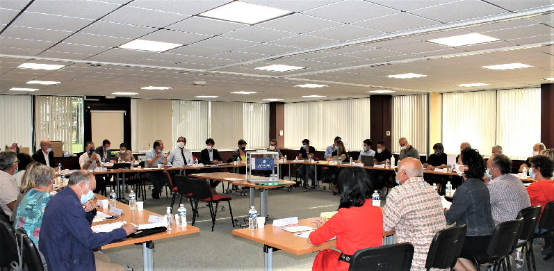 Conseil syndical du SMBT du 23 09 2020