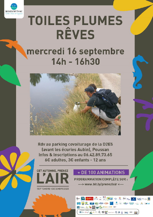 animaPRENEZL'AIR_Affiche_poussan_16sept