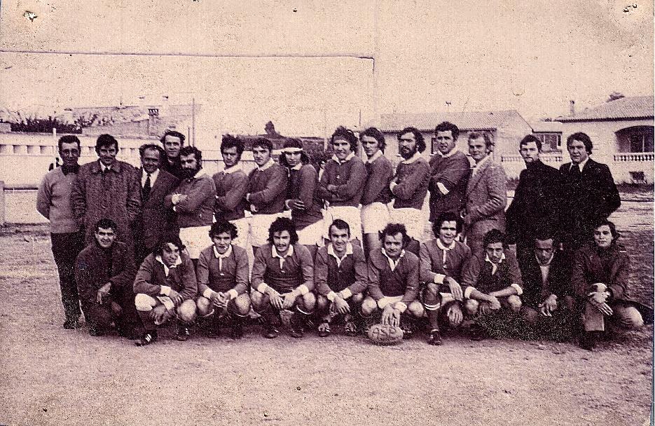 AGUL&Première Equipe ASP 1971(1)